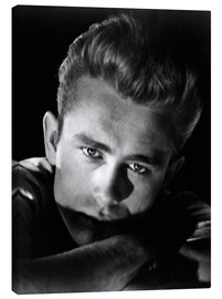 Canvas print  James Dean