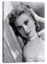 Canvas print  Grace Kelly