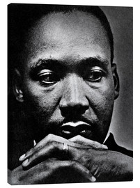 Canvas print  Martin Luther King Jr.