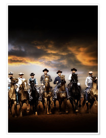 Premium poster  THE MAGNIFICENT SEVEN