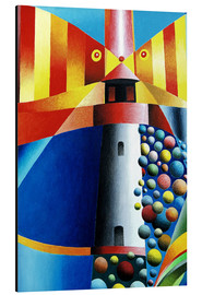 Aluminium print  Lighthouse Fish - Gerhard Kraus