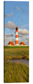 Canvas print  Lighthouse Westerheversand - Markus Lange