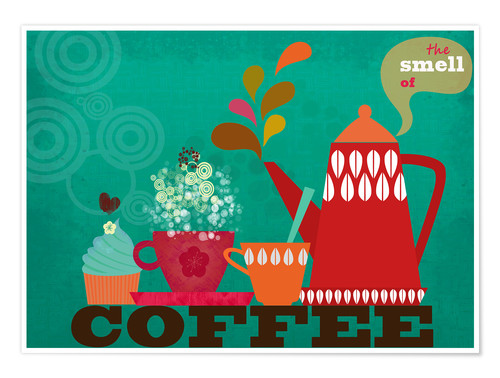 Premium poster The smell of coffee II