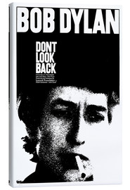 Canvas print  DON'T LOOK BACK