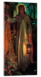 Acrylic print  The Light of the World - William Holman Hunt