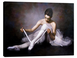 Canvas print  Ballerina 3 - Yoo Choong Yeul
