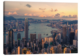 Canvas print  HONG KONG 19 - Tom Uhlenberg