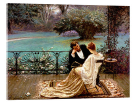 Acrylic print  The pride of Dijon - William John Hennessy