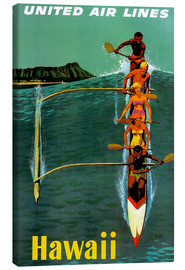 Canvas print  Hawaii - Travel Collection