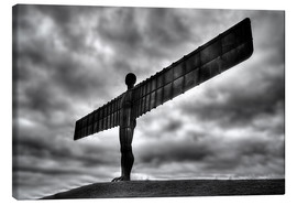 Canvas print  Angel Of The North - Simon West
