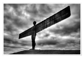 Premium poster  Angel Of The North - Simon West