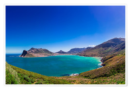 Premium poster  Hout Bay, Cape Town, South Africa - Stefan Becker