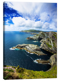 Canvas print  Irelands Shoreline - Daniel Heine
