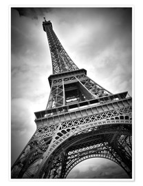 Premium poster Eiffel Tower, PARIS III