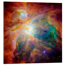Acrylic print  The Orion Nebula