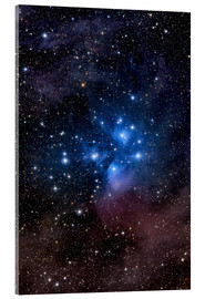 Acrylic print  The Pleiades - Roth Ritter