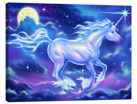 Canvas print  Unicorn - Richard Kelly