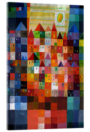 Acrylic print  Box town at noon - Eugen Stross