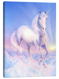 Canvas print  Dream unicorn - Andrew Farley