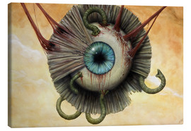Canvas print  A sick view - Stefan Bleyl