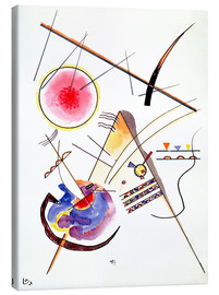 Canvas print  Composition - Wassily Kandinsky