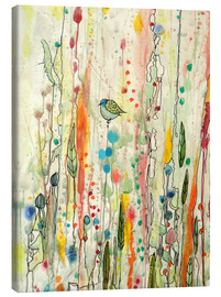 Canvas print  Liberty - Sylvie Demers