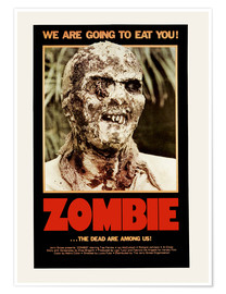 Premium poster  Zombi 2 - Entertainment Collection