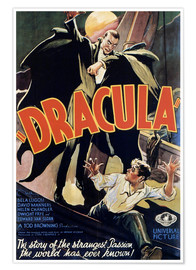 Premium poster  Dracula - Entertainment Collection