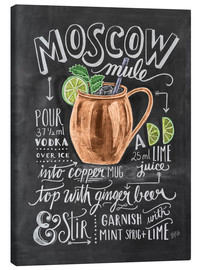 Canvas print  Moscow Mule - Lily & Val