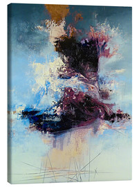 Canvas print  Catharsis - THE USUAL DESIGNERS