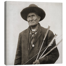 Canvas print  Geronimo