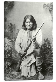 Canvas print  Chief Geronimo