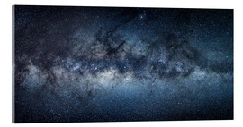 Acrylic print  Milky Way Panorama - Jan Christopher Becke