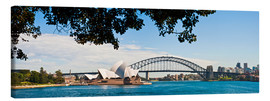 Canvas print  Sydney Opera House - Matthew Williams-Ellis