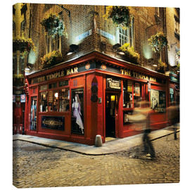 Canvas print  Temple Bar Pub, Dublin - Stuart Black