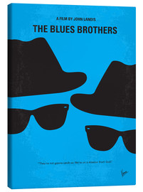 Canvas print  The Blues Brothers - chungkong