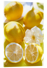 Acrylic print  Lemon Kick - K&L Food Style