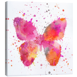 Canvas print  Artsy Butterfly - Andrea Haase