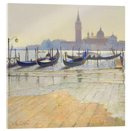 Acrylic print  Venice at Dawn - Timothy Easton