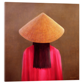 Acrylic print  Little Vietnam, back view - Lincoln Seligman