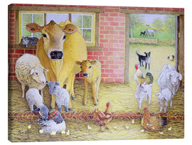 Canvas print  Farm Animals - Pat Scott