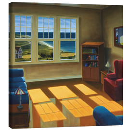 Canvas print  Apartment By The Sea - David Arsenault