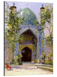 Aluminium print  Chanbagh Madrasses, Isfahan - Bob Brown