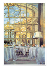 Premium poster  The Ritz - Peter Miller
