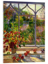 Acrylic print  Autumn view - Timothy Easton