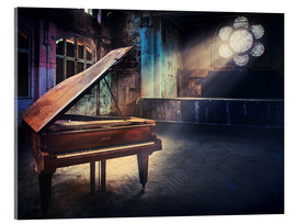 Acrylic print  The stage is set - Meinolf Lipka