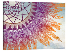Canvas print  dreamcatcher - Brenda Erickson