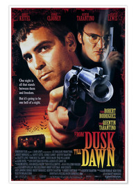Premium poster  From Dusk Till Dawn - Entertainment Collection