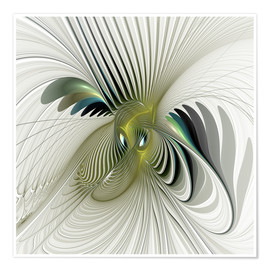 Premium poster Fractal Have A Look