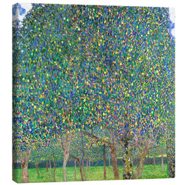 Canvas print  Pear Tree - Gustav Klimt